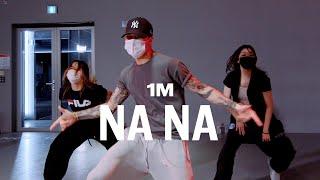Trey Songz - NA NA / Tarzan Choreography