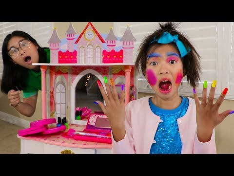 Wendy Pretend Play Dress Up & New Kids Make Up Toys