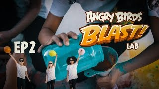 Angry Birds Blast Lab - Episode 2, Dust
