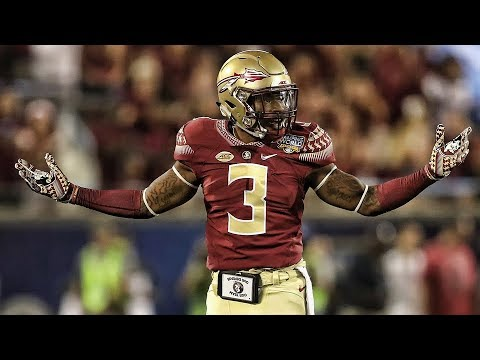 lowest price 5ff28 57749 Derwin James Florida State 2017 Season Highlights ᴴᴰ ||