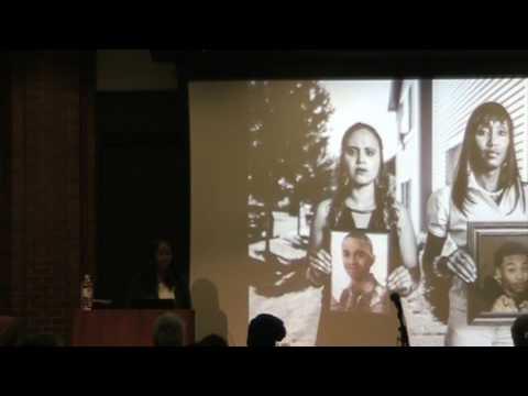 Shalisa Hayes at University of Puget Sound
