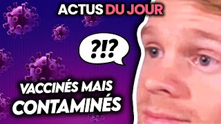 Vaccinés et positifs au Covid, TikTok influence votre playlist, Macron va parler... Actus du jour