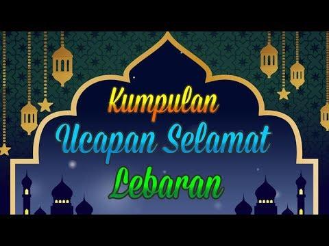 Kumpulan Ucapan Selamat Lebaran Idul Fitri Agar Tak Hanya Andai