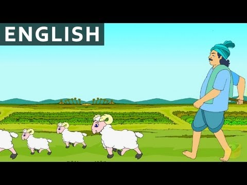 Do Not Lie - Panchatantra In English  - Cartoon / Animated Stories For Kids