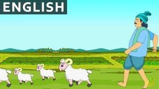 Lügen Nicht - Panchatantra In Deutsch - Zeichentrick / Animierte Geschichten Für Kinder