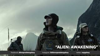 Ridley Scott Talks Alien: Awakening  - Alien vs. Predator Galaxy Motion Tracker #1