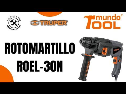 Rotomartillo Truper ROEL-30N