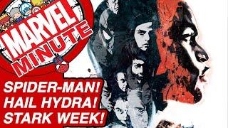 Spider-Man! Hail Hydra! Stark Week! - Marvel Minute 2016