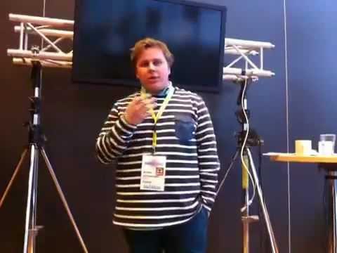 "SSMX 2012, Anton Johansson (@agaton), Headler, ""Starta e-butik"""