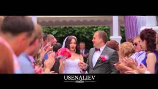 Группа Время и Стекло на свадьбе в Бишкеке