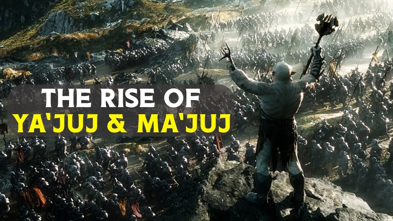 Download The Rise of Yajuj And Majuj - Animated