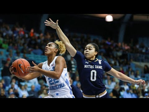 UNC Women's Basketball: Tar Heels Topple No. 1 Notre Dame, 78-73