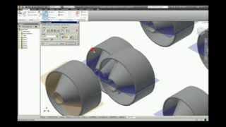 Suppressors/Silencers Design: .308W Cones Tutorial (Core-Baffles 5/7)
