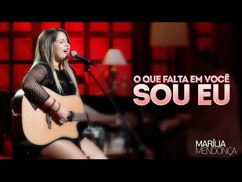 Marília Mendonça - O Que Falta Em Você Sou Eu - Vídeo  do DVD