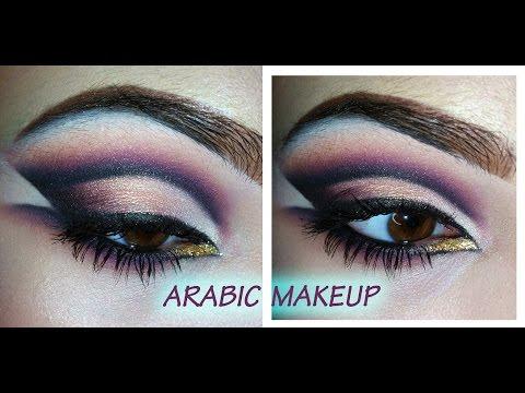 Arapski makeup - cut crease tehnika