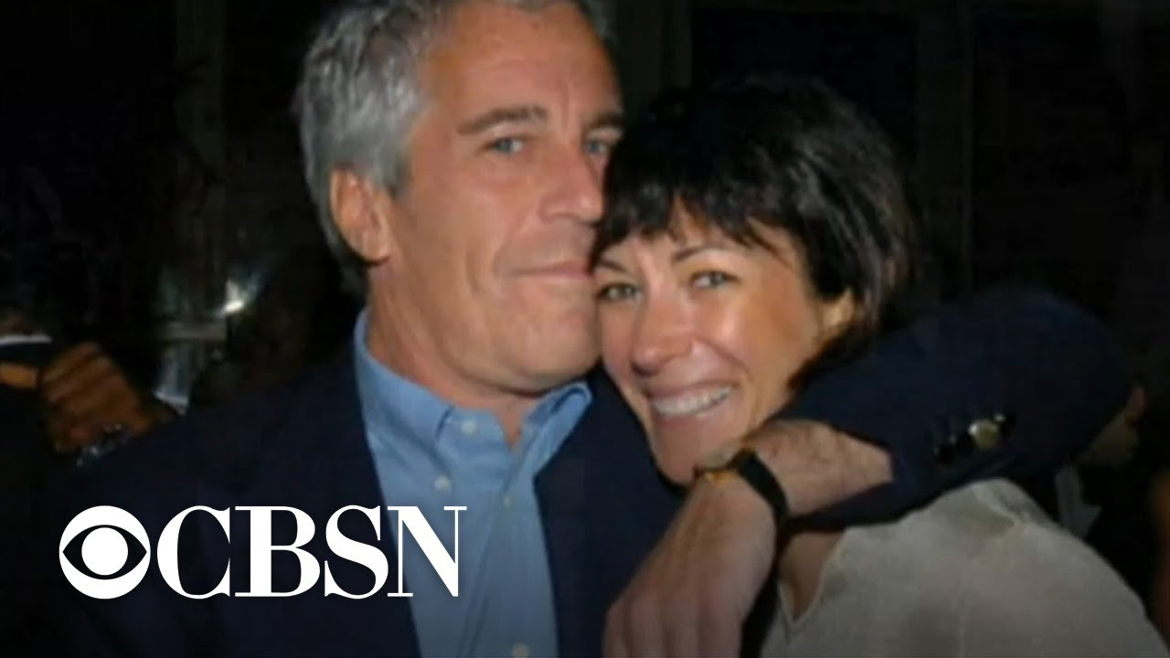How Ghislaine Maxwell went from high society to being accused of ...