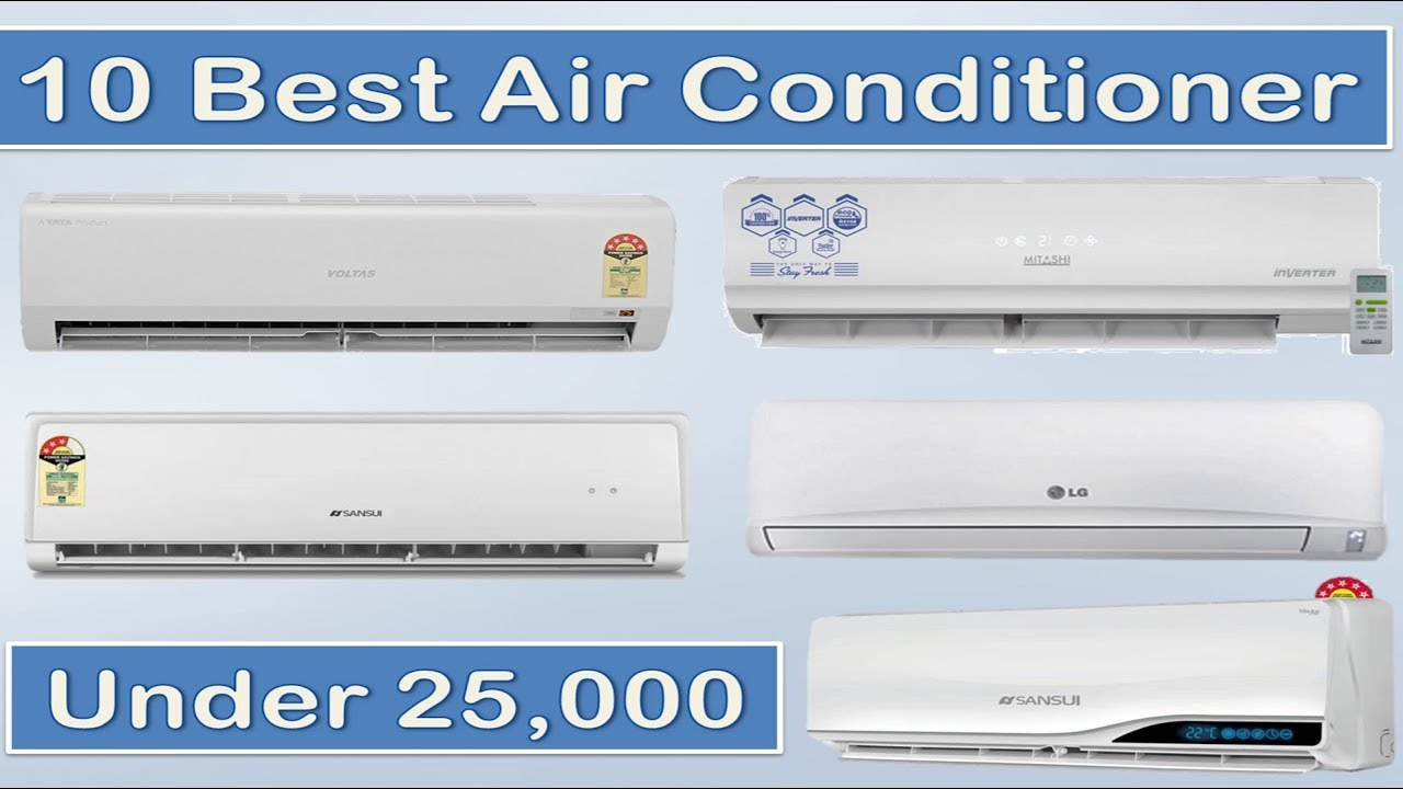 10 Best Air Conditioner Under Rs.25000 In India 2019  058add341bc8
