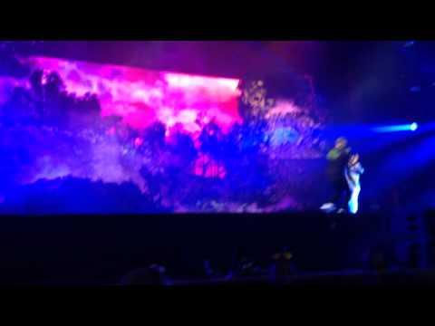 Drake with ILOVEMAKONNEN -  Tuesday -  Wireless 2015 -  July 3rd