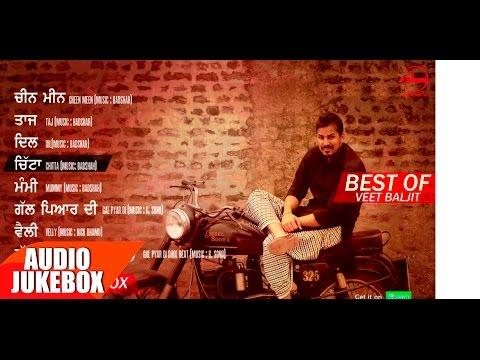 Best Of Veet Baljit   Audio Jukebox   Punjabi Song Collection   Speed Records
