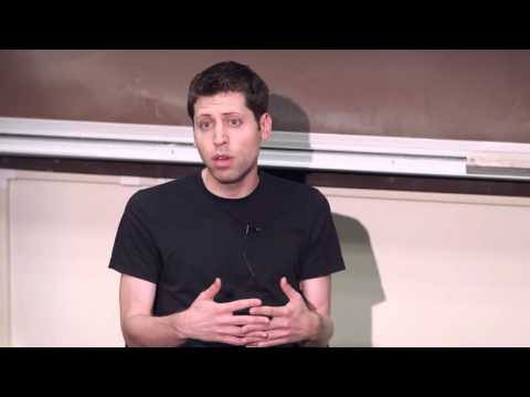 Blitzscaling 02: Sam Altman on Y Combinator and What Makes The Best Founders