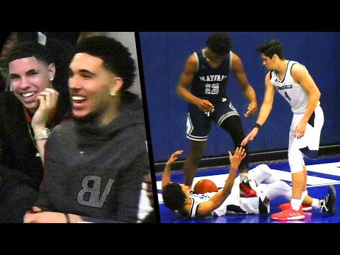 Mayfair VS Chino Hills STATE PLAYOFFS: Josh DROPS 44 But Big O COUNTERS w/ 36! LaMelo & Gelo Pullup!