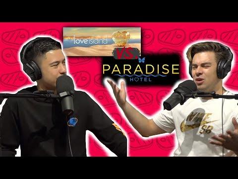 Paradise Hotel vs. Love Island