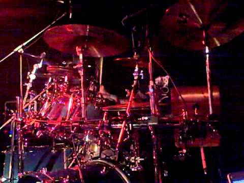 Gravel Chewer - Temple Of Corpses - Drum Cam.