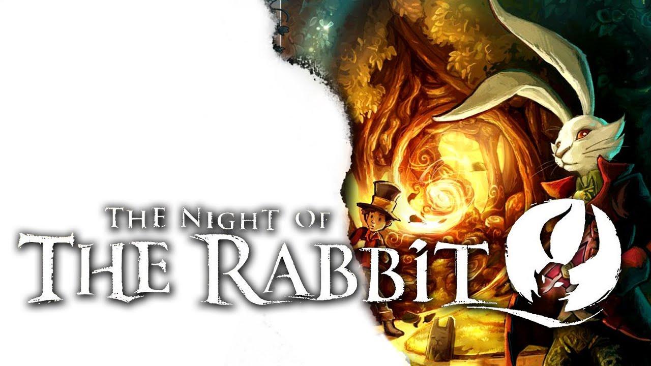 The Night Of The Rabbit Gameplay Erste Minuten Im Daedalic
