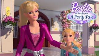 Барби и сестры в Альпах. Мультик Барби: сказка о пони.