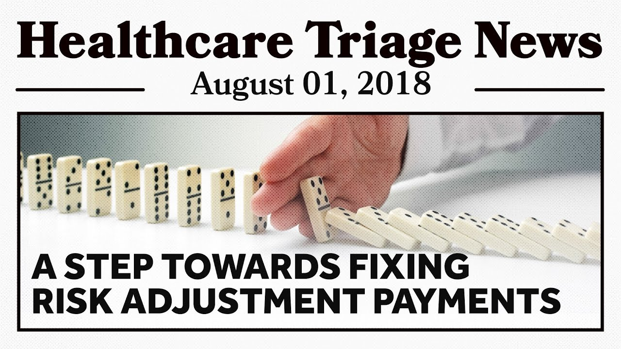 Image result for Healthcare Triage News: ACA Risk Adjustment is out of Danger. For Now.