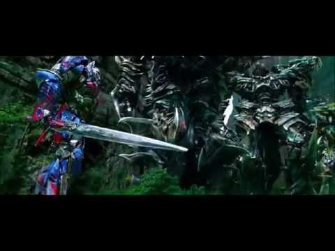 Download Age of Extinction   Grimlock Scenes [HD]