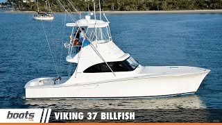 Viking 37 Billfish: First Look Video Sponsored by United Marine Underwriters