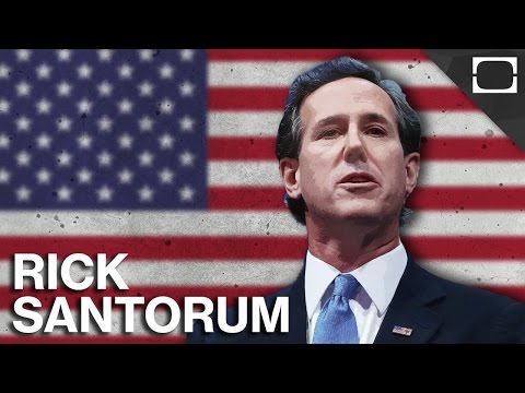 Who Is Rick Santorum?