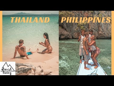 philippines-or-thailand?-which-is-better-for-travel-destination?-🇵🇭🇹🇭