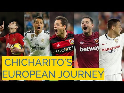 Chicharito's European Journey – MLS IS MEXICAN TERRITORY