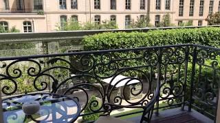Ritz Paris- Grand Deluxe Apartment: Jardin view + balcony