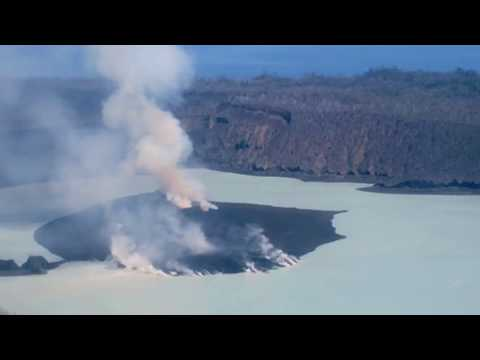 Vanuatu volcano eruption to cause residents to leave island PERMANENTLY