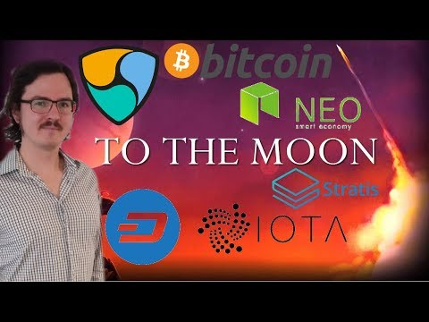 Bitcoin, NEO, IOTA, Dash, Strat, and NEM Price Predictions