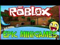 THIS IS EPIC | Epic Minigames (Roblox)