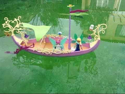 Magic garden doovi for Piscine playmobil