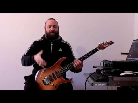 Muted Legato Technique - Essential Elements