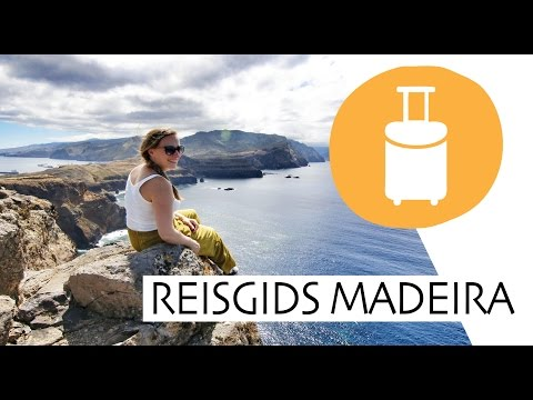 Travel guide to sunny Madeira in Portugal