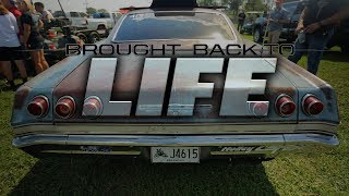 Brought back to Life - 65 Impala LS Fest