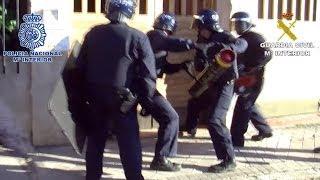 Macrooperación policial contra clanes de la Camorra napolitana asentados en España