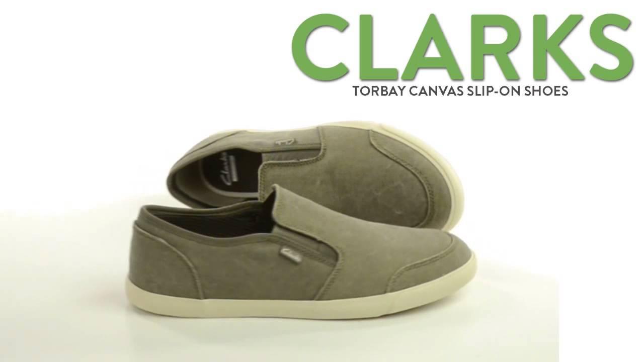 Clarks Mens Torbay Slip