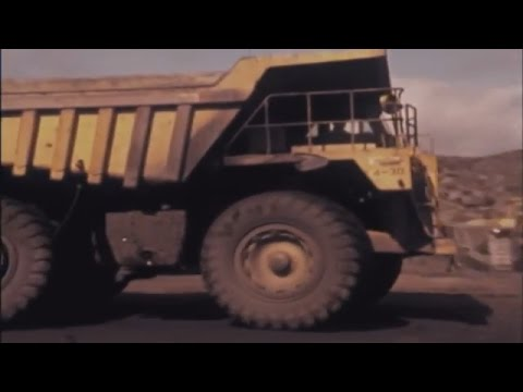 The North East Coal Rush - A 1982 BC Government Film
