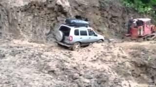Дорога на кислые источники рожкао дамхурц пхия