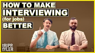 How to Make Interviewing (for jobs) Better