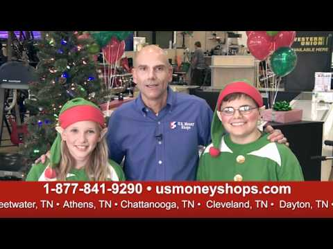 Us Money Shops Holiday Commercial Featuring Glen Coronis Youtube