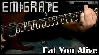 Emigrate Eat You Alive Cover